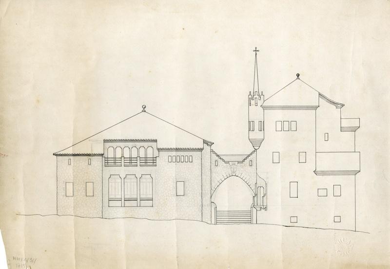 Casa del Mestre i Escola