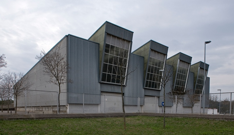 Pavelló Poliesportiu Municipal de Vila-roja