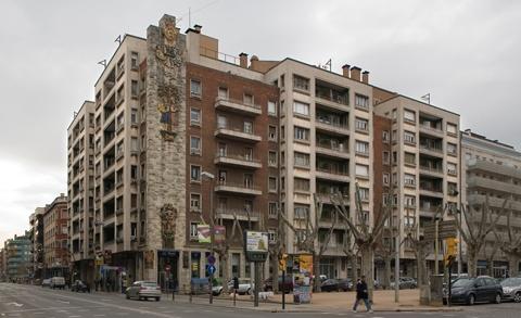 Bloc d'Habitatges 'La Caixa'