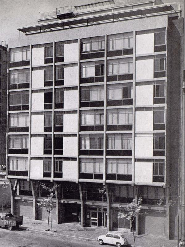 Edifici d'Habitatges de Renda Limitada