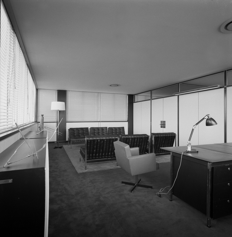 Presidency and Board Floor of Col·legi d'Arquitectes de Catalunya (COAC)