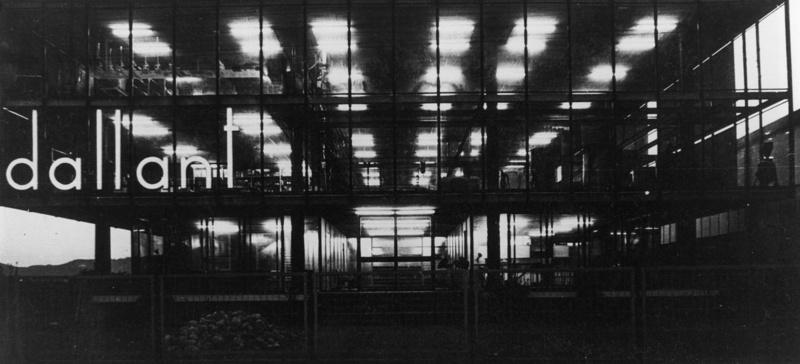 Edifici Industrial per a Dallant, S.A.