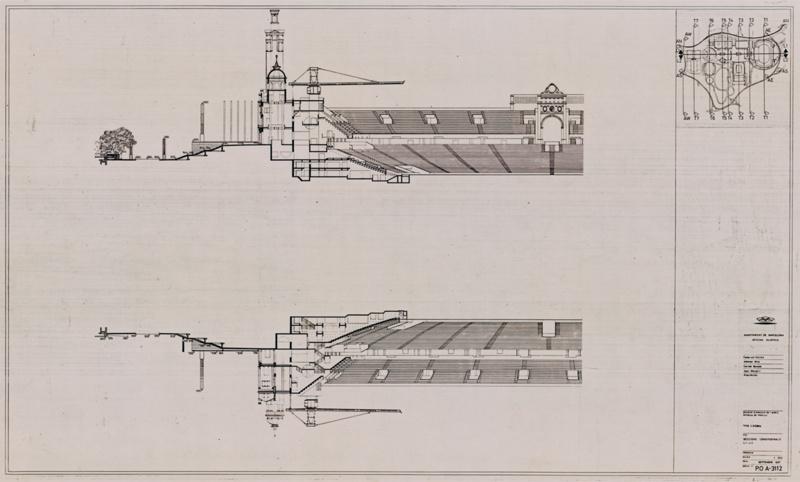 Lluís Companys Olympic Stadium