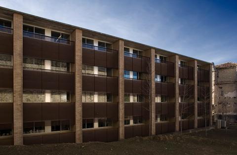 Edifici de Despatxos de la Facultat de Lletres UdG