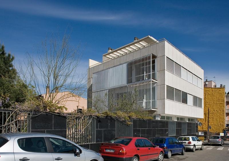 Habitatge i Estudi d'Arquitectura