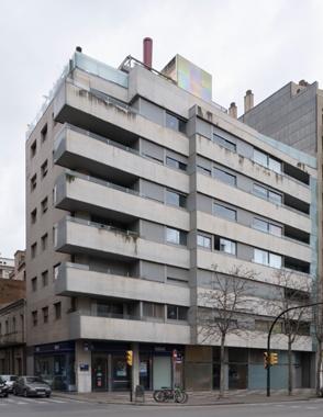 Bloc d'Habitatges Bons Aires