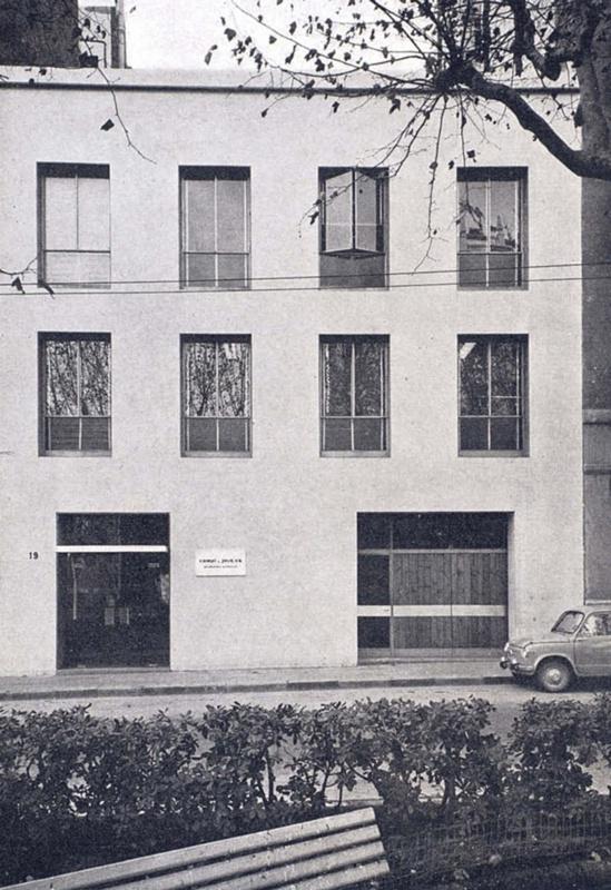 Reforma d'Edifici d'Oficines