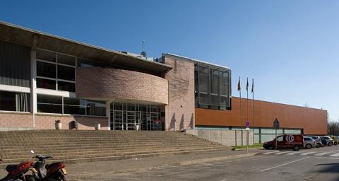 Reforma de l'Edifici Esportiu del CEiEG