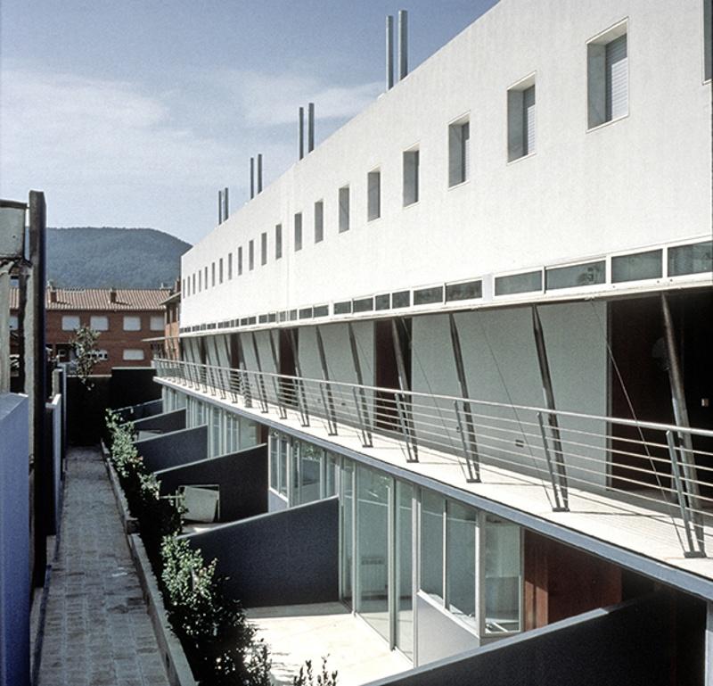 Habitatges Francesc Macià 1