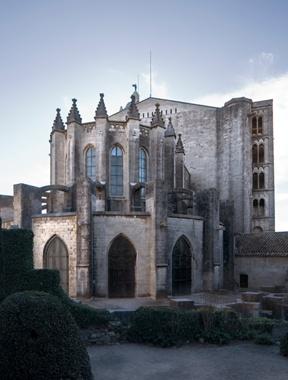 Restauració de la Nau Gòtica de Santa Maria de Girona