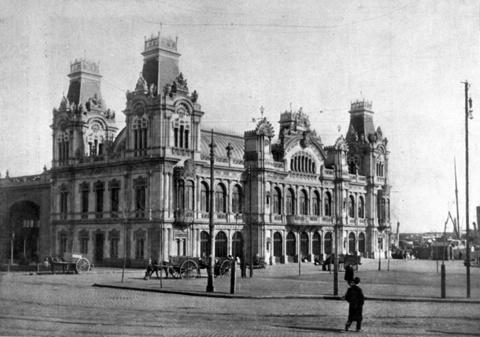 Palau de la Junta d'Obres del Port