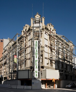 Antiga Seu del Banco de España a Girona