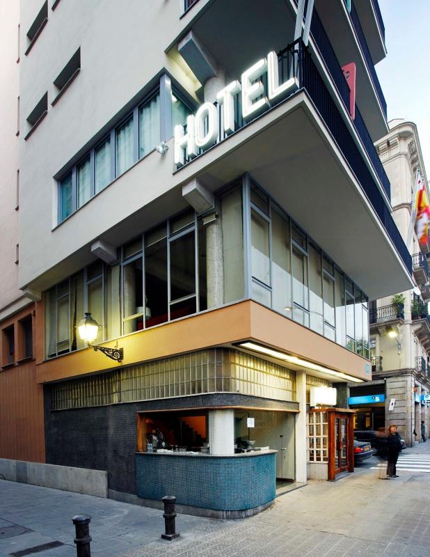 Rehabilitación y Reforma del Hotel Park