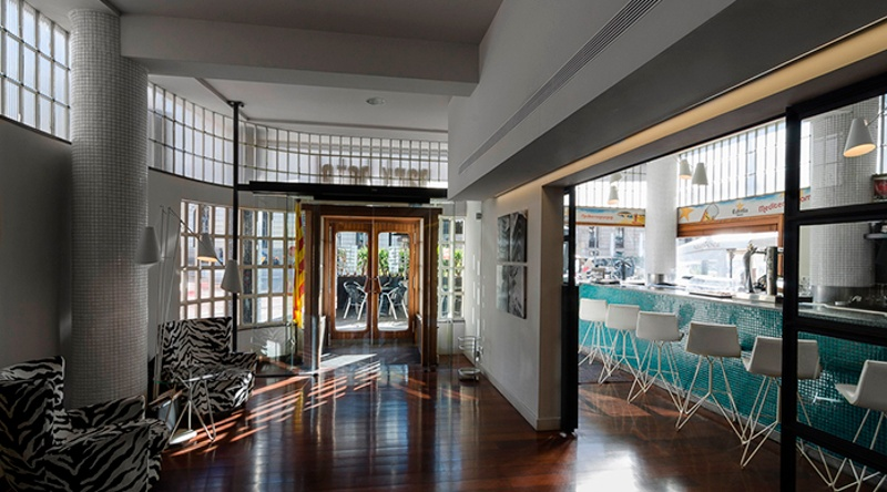 Rehabilitació i Reforma de l'Hotel Park