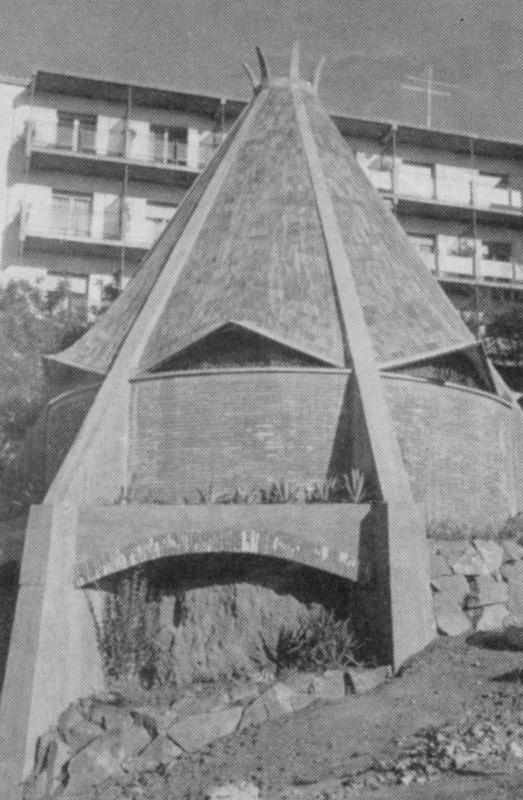 Capella de les Germanes Carmelites de Sant Josep