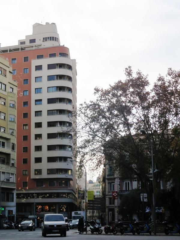 Gratacels Urquinaona