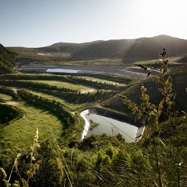Restauració Paisatgística del Dipòsit Controlat de la Vall d'en Joan