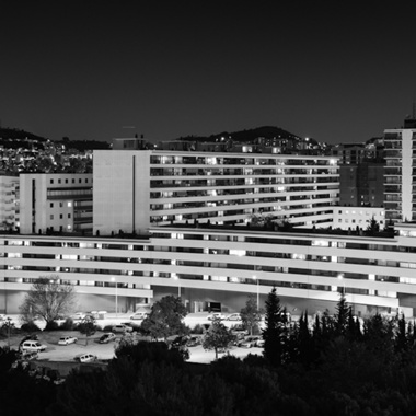 Viviendas Vall d'Hebron