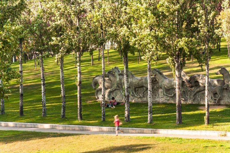 Parque del Nus de la Trinitat