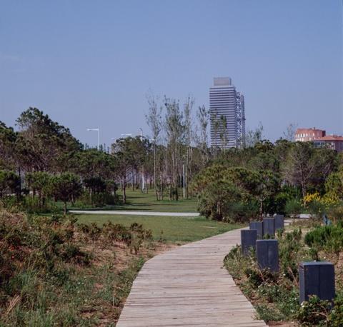 Mar Bella Park