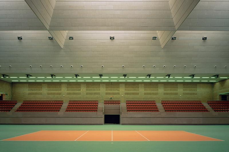 Olympic Pelota Pavilion