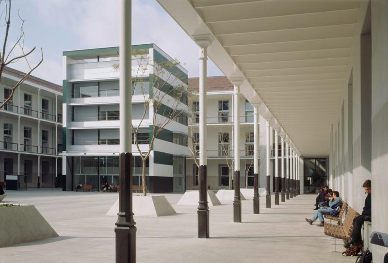 Campus de la Ciutadella de la UPF