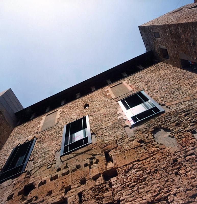 Rehabilitació dels Palaus Pati Llimona i Correu Vell
