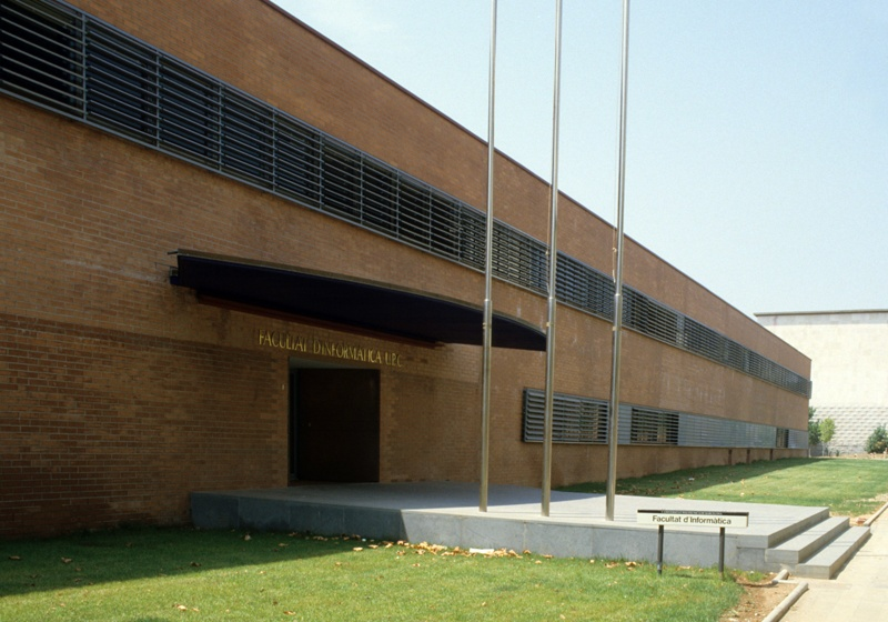 Faculty of Mathematics and Statistics of the UPC