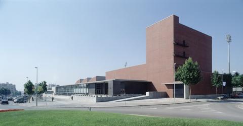 Equipament Esportiu i Cultural 'Atrium'