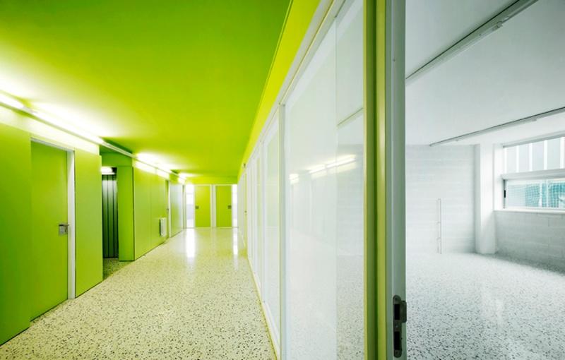 Edifici d'Habitatges i Escola Mallorca