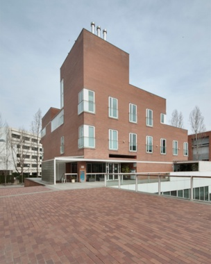 Faculty of Informatics of the UPC