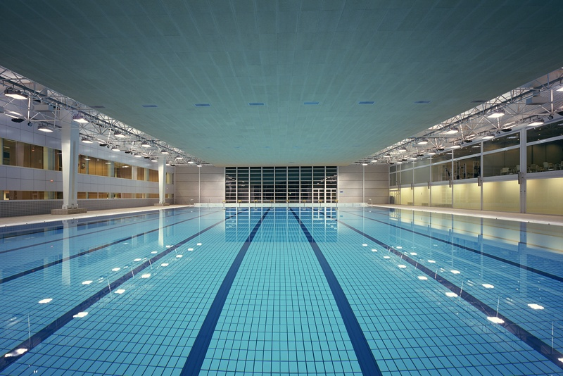 Bernat Picornell Swimming Pools