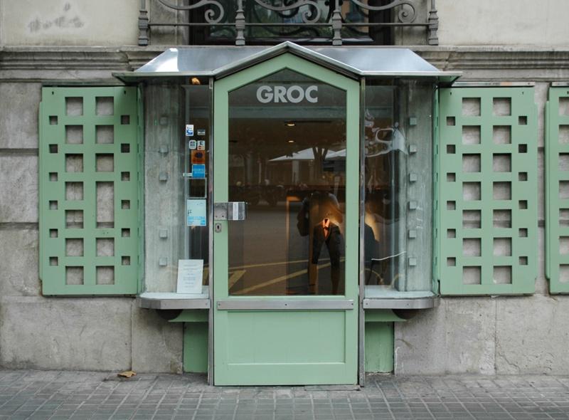 Groc Tailor's Shop