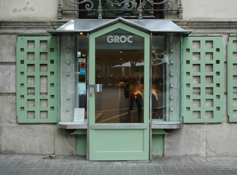Groc Tailor's Shop
