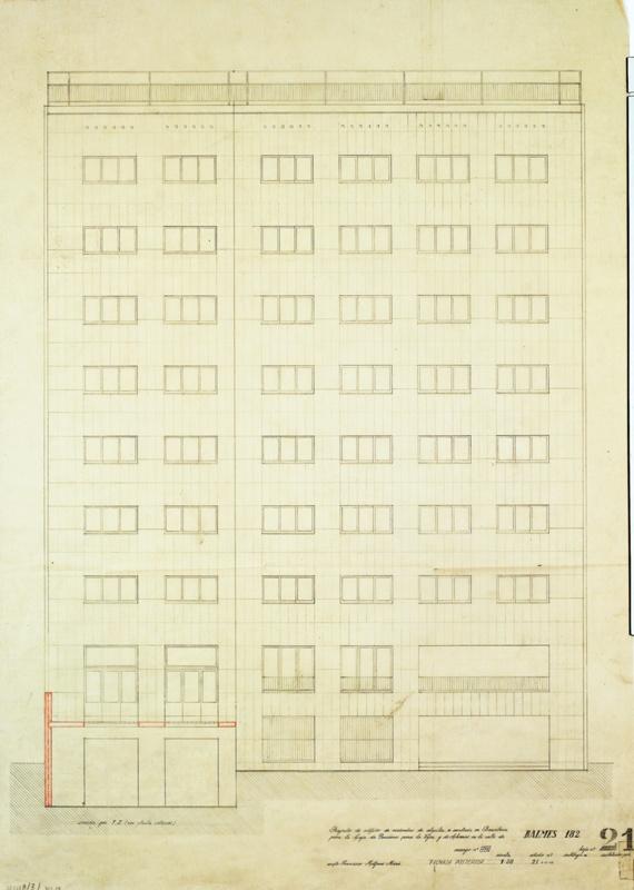 Balmes Dwellings