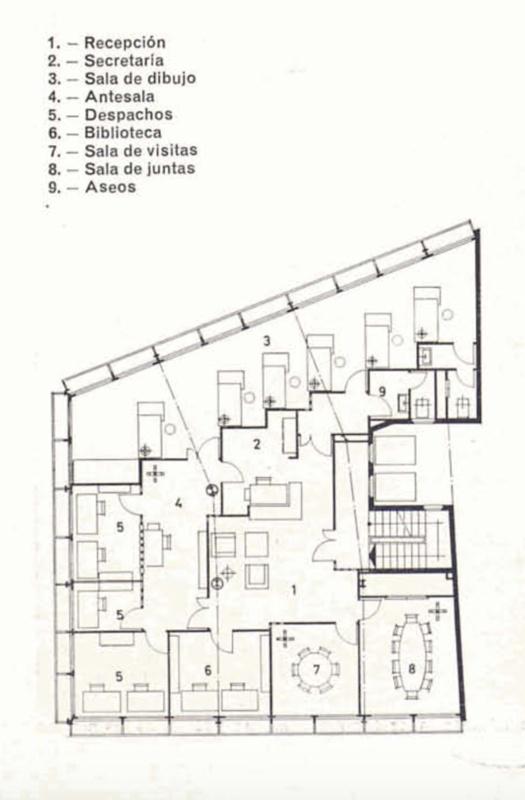 Installations Consultancy of the Col·legi d'Arquitectes de Catalunya (COAC)