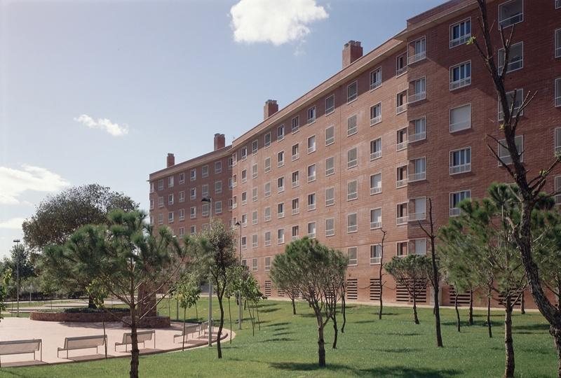 Edificio de Viviendas Can Borrell