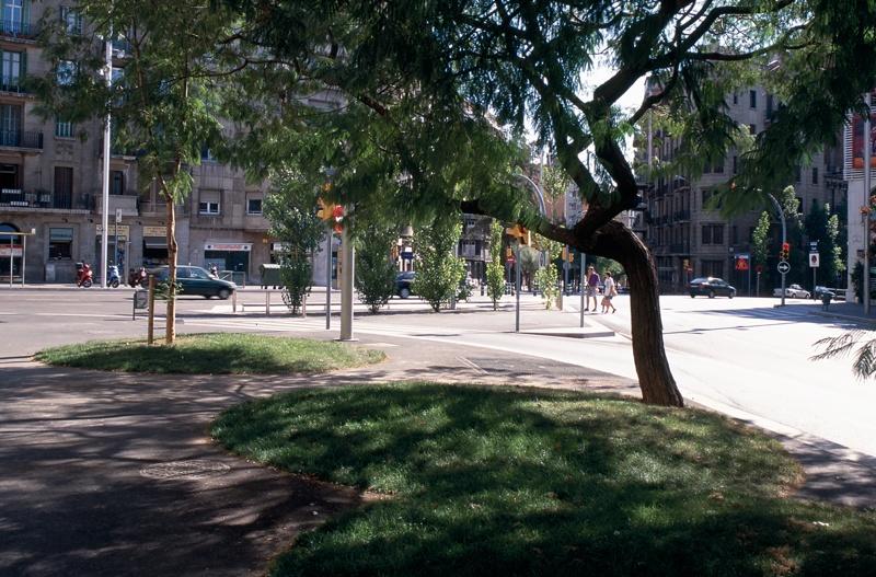 Reforma de la Plaza Molina