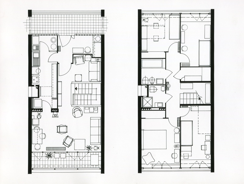 Edifici d'Habitatges Escorial