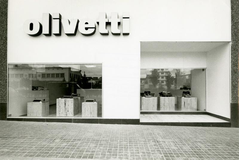 Olivetti Shop