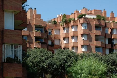 Grup d'Habitatges 'Les Cotxeres de Sarrià'