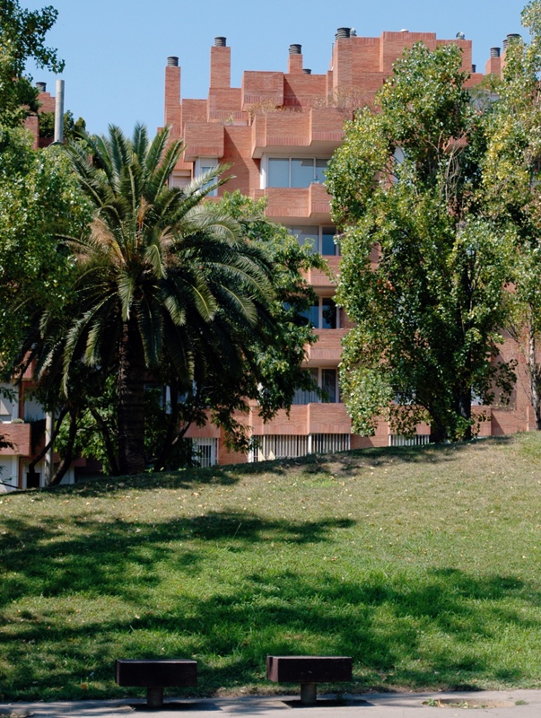 Grupo de Viviendas Las Cocheras de Sarrià