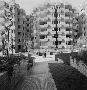 Les Cotxeres de Sarrià Housing Complex
