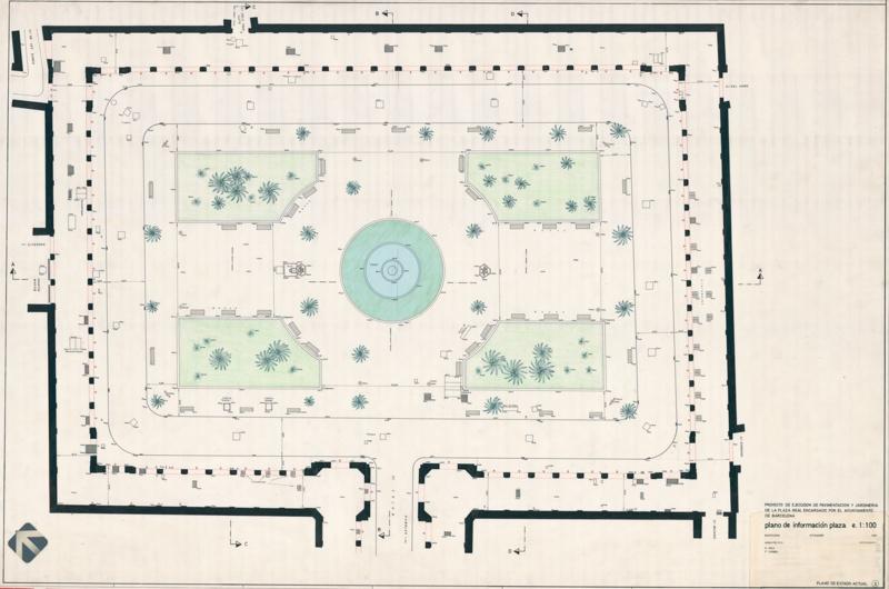Reforma de la Plaça Reial
