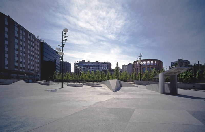 Plaza de la Constitució