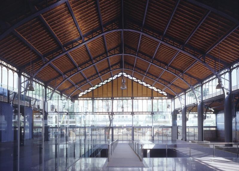 Rehabilitació i Reforma del Mercat de la Concepció