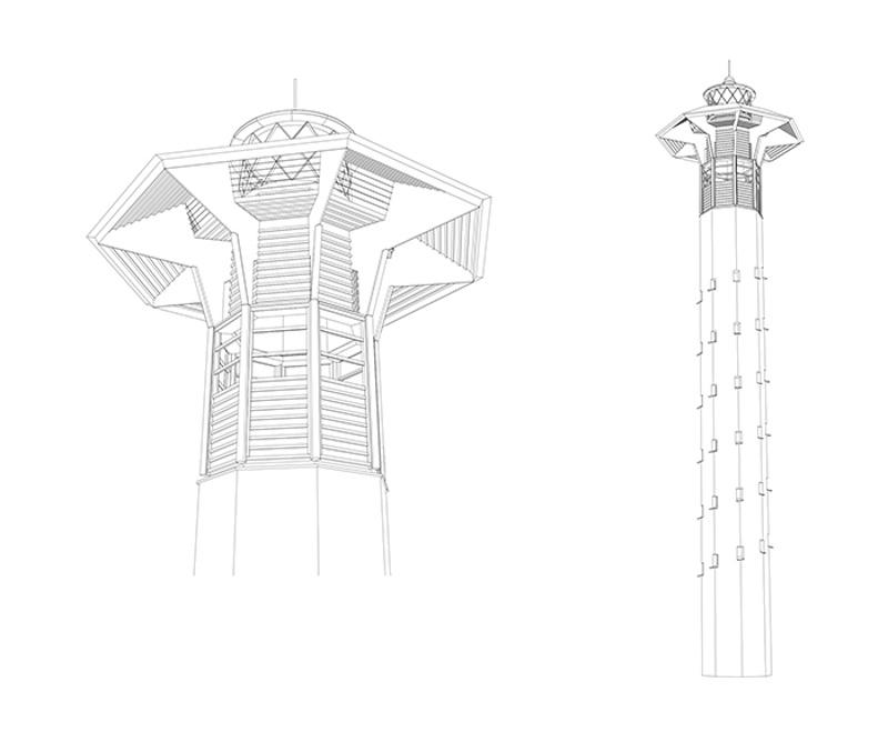 Torredembarra Lighthouse