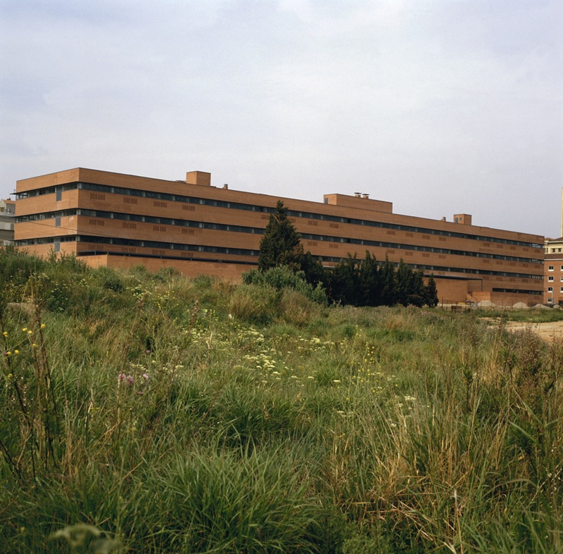 Faculty of Geology of the UPC