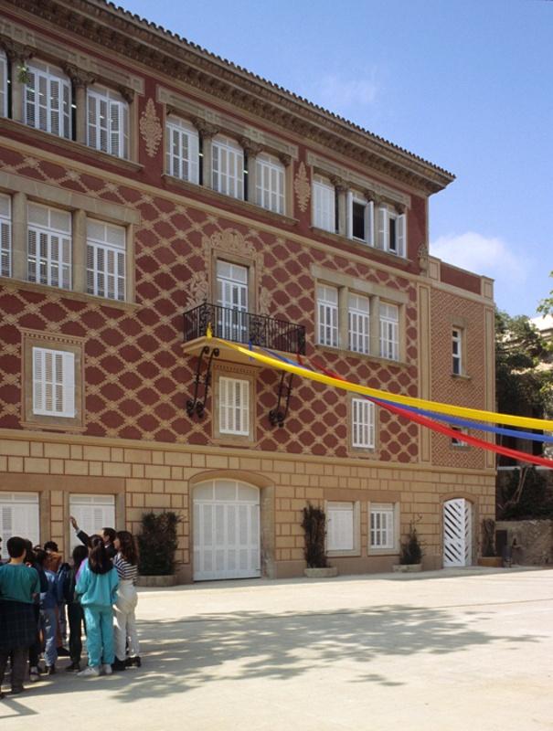 Escuela Baldiri i Reixac