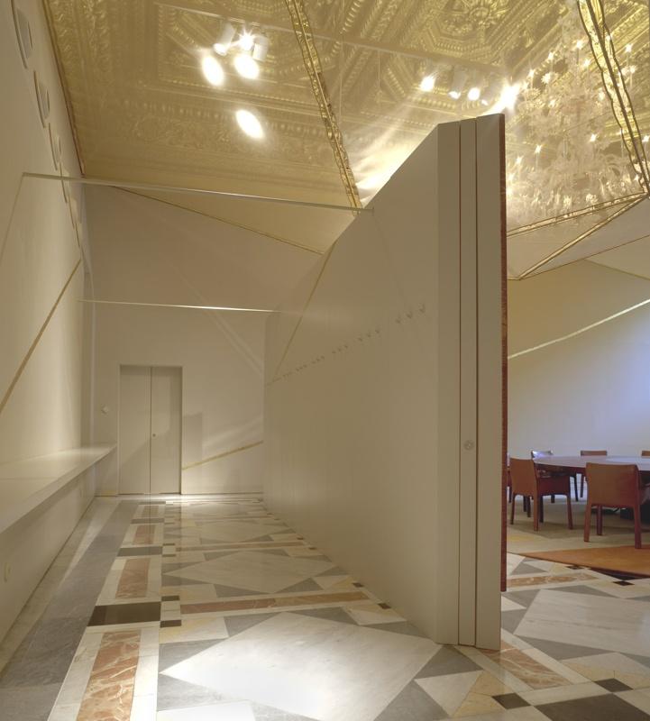 Salón Dorado del Palau de la Generalitat